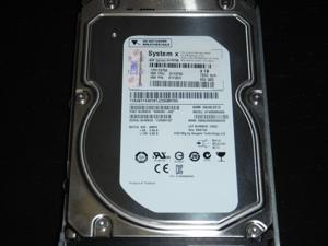 IBM 3TB 7200RPM 6Gbps SAS HARD DRIVE IBM PART NUMBERS 81y9759, 81y3831,81y9758