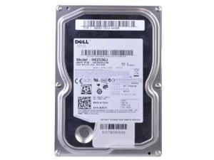 "DELL GRCT2 250GB 7.2K RPM 3.5"" FORM FACTOR SATA HARD DRIVE HE253GJ"