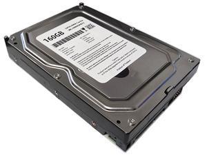 "WL 160GB 8MB Cache 7200RPM SATA2 3.5"" Internal Desktop Hard Drive (For PC/Mac, DELL, Compaq, HP, ASUS, IBM, eMachine, Gateway) - 1 Year Warranty"