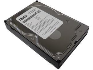 "WL 120GB 8MB Cache 7200RPM SATA2 3.5"" Internal Desktop Hard Drive (For PC/Mac, DELL, Compaq, HP, ASUS, IBM, eMachine, Gateway) - 1 Year Warranty"