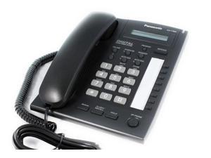 Panasonic KX-T7665 Phone Black New