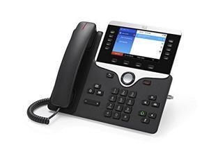 Cisco CP-8851 VOIP IP PoE Phone