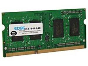 Edge PE231644 2 GB Memory Module - DDR3 SDRAM - SO DIMM 204-pin - PC3-12800 - 1600 MHz