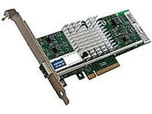 QLogic 8200 Series QLE8240-CU-CK 1-Port Internal Fiber Optic Card - PCI Express x8 - 10GBase-X - 10 Gbps - Wired