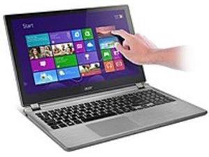 "Acer Aspire V5-552P-X440 15.6"" Touchscreen LED Notebook - AMD A-Series A10-5757M 2.50 GHz - Cold Steel - 8 GB RAM - 1 TB HDD - AMD Radeon HD 8650G - Windows 8 64-bit - 1366 x 768 Display - ..."