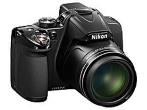 Nikon COOLPIX 26464 P530 16.1 Megapixels Digital Camera - 42x Optical/4x Digital Zoom - 3.0-inch LCD Display - 4.3-180 mm Lens - Black