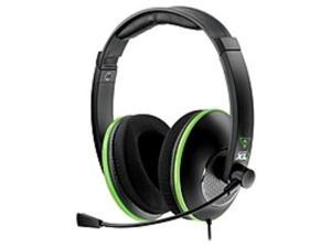Turtle Beach Ear Force XL1 Headset With In-Line Amplifier - Stereo - Black - Sub-mini phone, USB - Wired - 20 Hz - 20 kHz - Over-the-head - Binaural - Circumaural - 15.98 ft Cable