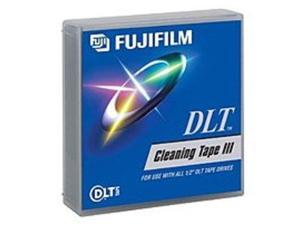 Fujifilm 600003134 DLT Cleaning Cartridge - 1170.5 Feet - 20 Cleaning - 1-Pack