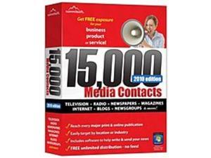 Summitsoft 00209-7 15000 Media Contacts for Windows - 1 User - 256 MB RAM