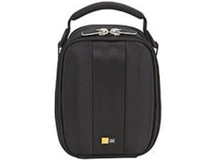 Case Logic QPB-203 Carrying Case for Camcorder - Black - Ethylene Vinyl Acetate (EVA)