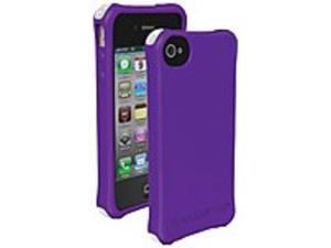 Ballistic iPhone 4/4S Life Style Smooth Series Case - iPhone - Purple - Thermoplastic Polyurethane (TPU)