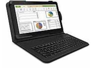 RCA RCT6203W46BK Pro10 RCT6203W46KBPU 10.1-inch Tablet PC - ARM Cortex-A9 1.5 GHz Quad-Core Processor - 1 GB DDR3 RAM - 16 GB Storage - Android 4.4 KitKat - Black