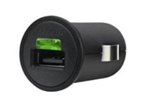 Belkin F8Z689Q Auto Adapter - 2.10 A Output Current - 3 FT 30-pin Cable - Black