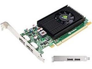 PNY VCNVS310DVI-PB nVIDIA Quadro NVS 310 512 MB DDR3 Video Card - PCI Express 2.0 x16 - DVI