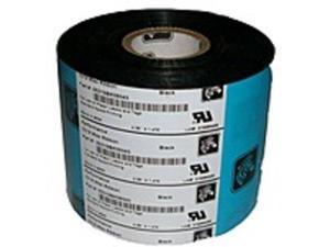 Zebra 05319BK06045 1476 Feet x 2.36-inch Thermal Transfer Wax Ribbon for 105S, 110PAX4, 110XiIIIPlus and 140XiIII Printers - Black