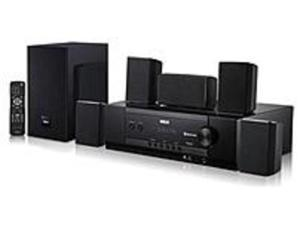 RCA RT2781BE 1000 watts Home Theater System with Bluetooth - Black