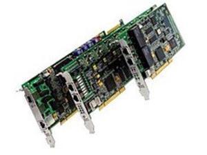 Dialogic Brooktrout TR1034 Series 901-001-11 P24H-T1-1N-R 24-PT V.34 Digital Fax Board - PCI