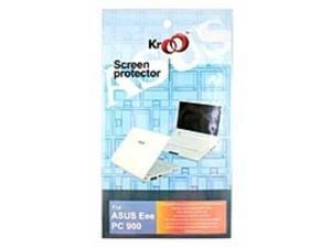 Kroo PPET050 Screen Protector for Asus Eee PC 900 Laptop - Clear
