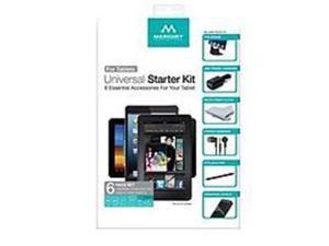 Merkury Innovations MI-UBTB6-88W Universal Starter Kit for 7 to 10 inches Tablets