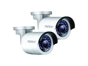TRENDnet TV-IP320PI2K 1.3 Megapixel Network Camera - 2 Pack - Color - Board Mount - 1280 x 960 - CMOS - Cable - Fast Ethernet
