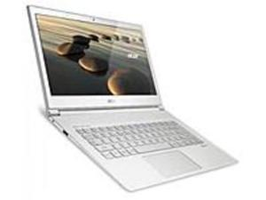 Acer Aspire S7-392-54208G12tws 13.3-i Touchscreen LED (IPS) Technology) Ultrabook - Intel Core i5 i5-4200U Dual-core (2 Core) 1.60 GHz - Crystal White/Silver - 8 GB DDR3L SDRAM RAM - 128 GB SSD - ...
