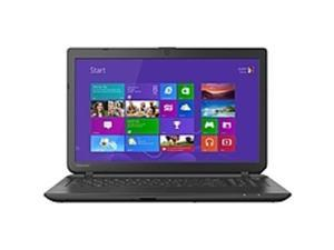 "Toshiba Satellite C55-B5142 15.6"" LED (TruBrite) Notebook - Intel Core i5 i5-5200U Dual-core (2 Core) 2.20 GHz - Textured Resin in Jet Black - 8 GB DDR3L SDRAM RAM - 1 TB HDD - DVD-Writer - Intel ..."