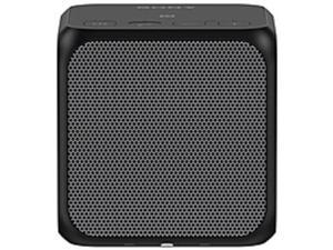 Sony SRS-X11 Speaker System - 10 W RMS - Portable - Battery Rechargeable - Wireless Speaker(s) - Black - 20 Hz - 20 kHz - Bluetooth - Near Field Communication - USB - Sub Band Coding (SBC), ...