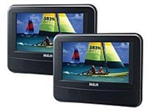 RCA DRC69705 7-inch Dual Screen DVD Player - Speaker