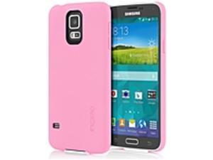 Incipio feather Ultra Thin Snap-On Case for Samsung Galaxy S5 - Smartphone - Light Pink - Plextonium