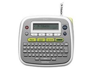Brother P-touch PT-D200 Home and Office Labeler - Gray