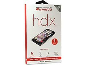 Zagg Invisible Shield IP6HXC-F0C Screen Protector for Apple iPhone 6 Smartphone