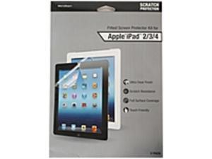 Fellowes 9263201 WriteRight iPad 3 Static Cling Screen Protector - 2-pack