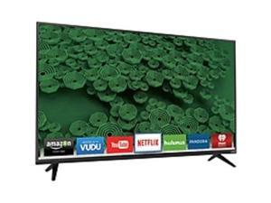 VIZIO D D65U-D2 65-inch 4K Ultra HD LED Smart TV - 3840 x 2160 - 240 Clear Action Rate - Wi-Fi - HDMI