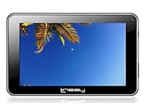 Linsay F-7HD4CORE Tablet PC - Cortex A9 1.3 GHz Quad-Core Processor - 1 GB DDR3 RAM - 8 GB Hard Drive - 7.0-inch Display - Android 4.1.1 Jelly Bean - Wi-Fi - Black