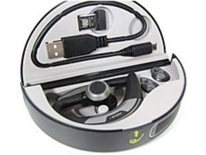 Jabra Motion 6640-906-305 Headset with Travel Kit - Over-The-Ear Mount - Monaural - Bluetooth 4.0