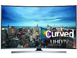 Samsung UN78JU7500 78.0-inch Curved Smart LED TV - 3840 x 2160 Pixels - 240 Motion Rate - WiFi - HDMI