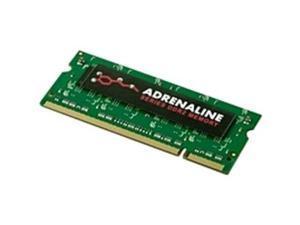 Visiontek 1 x 1GB PC2-6400 DDR2 800MHz 200-pin SODIMM Memory Module - 1 GB (1 x 1 GB) - DDR2 SDRAM - 800 MHz DDR2-800/PC2-6400 - Non-ECC - Unbuffered - 200-pin - SoDIMM