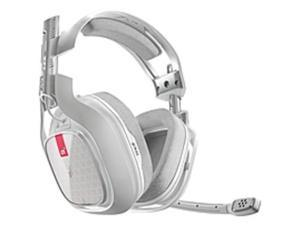 Astro A40 TR Headset - Stereo - White - Mini-phone - Wired - 48 Ohm - 20 Hz - 24 kHz - Over-the-head, Over-the-ear - Binaural - Circumaural - 6.56 ft Cable