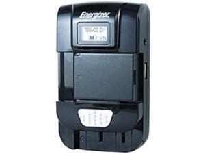 Energizer ENC-MUL Multi-Fit Charger for Digital Camera Batteries - Black