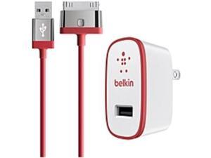Belkin Home Charger for iPad (10 Watt/2.1 Amp) - 10 W Output Power - 5 V DC Output Voltage - 2.10 A Output Current