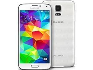 SAM GALAXY S5 G900P 16GB SPRINT PHONE WHITE