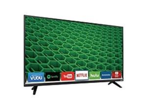 VIzio D50-D1 50-inch LED Smart TV - 1920 x 1080 - 240 Clear Action - 5,000,000:1 - Wi-Fi - HDMI