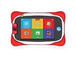 Nabi SNJR-MT05C-WHUS Kids Tablet PC - Cortex-A9 1.2 GHz Dual-Core Processor - 512 MB RAM - 8 GB Hard Drive - 5.0-inch Display - Android 4.4 - Red