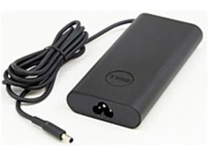 Dell 462-7637 332-1829 130 Watts Slim Power Adapter with 3 Feet Power Cord - Black
