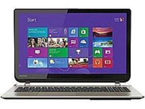 Toshiba Satellite PSPQ2U-00S00N S55-B5280 Laptop PC - Intel Core i7-4510U 2 GHz Dual-Core Processor - 12 GB DDR3L SDRAM - 1 TB Hard Drive - 15.6-inch Display - Windows 8.1 - Brushed Aluminum ...