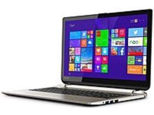 Toshiba Satellite PSPRDU-01H003 S55T-B5335 Laptop PC - Intel Core i5-4200H 2.8 GHz Dual-Core Processor - 8 GB DDR3L SDRAM - 1 TB Hard Drive - 15.6-inch Touchscreen Display - Windows 8 64-bit - ...
