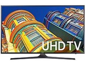 Samsung 6 Series UN55KU6300 -55-inch 4K Ultra HD Smart LED TV - 3840 x 2160 - 120 MR - HDMI, USB - PurColor