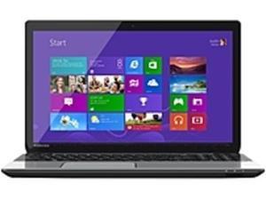 Toshiba Satellite PSKLAU-00J004 L55T-A5290 Laptop PC - Intel Core i5-3337U 1.8 GHz Dual-Core Processor - 8 GB DDR3 SDRAM - 750 GB Hard Drive - 15.6-inch Touchscreen Display - Windows 8 - Mercury ...