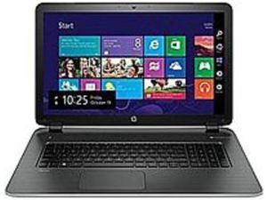 HP Pavilion L0Q04UA 17-f262nr Notebook PC - AMD A10-4655M 2.0 GHz Quad-Core Processor - 6 GB DDR3L SDRAM - 500 GB Hard Drive - 17.3-inch Display - Windows 8.1 64-bit - Silver