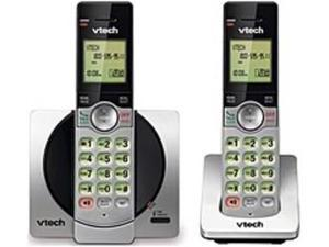 VTech CS6919-2 DECT 6.0 Cordless Phone with 2 Handset - Silver